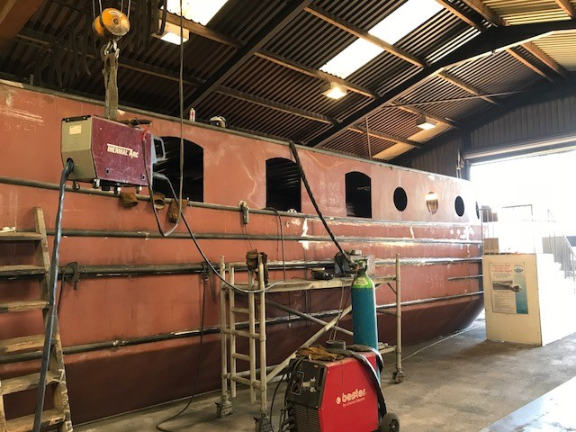 boat surveying and scrutineering with Bodman Marine Survices