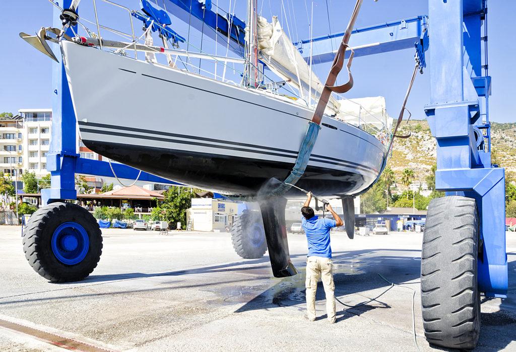 new and used yacht surveys with Mark Waiter at BMSUK